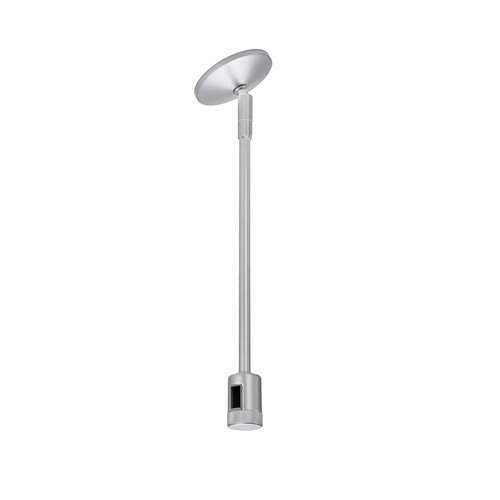 - WAC Lighting HM1-XS48-PT Flexrail-1 Sloped Ceiling Standoff, 48-Inch