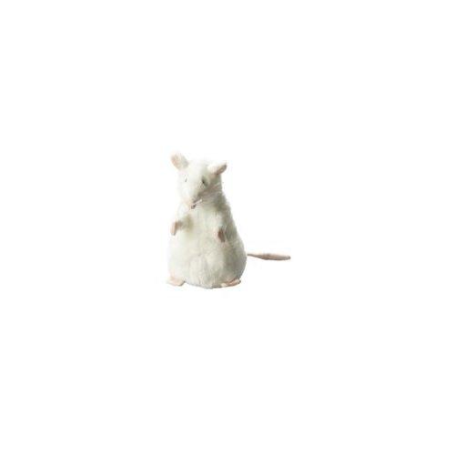 IKEA Maus weiß Kuscheltier - Stofftier - Plüschtier - Gosig Mus
