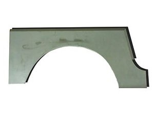 Classic 2 Current Fabrication 1976-86 Jeep CJ-7 & 1987-96 Wrangler Rear Quarter Panel (Passenger Side) (Quarter Panel Rust Repair)