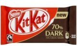 Kit Kat Kitkat Dark 70% (Box Of - Kit Retro Kat