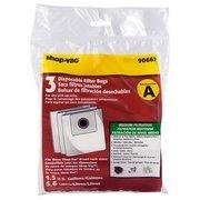 shop vac fine filtration bags - 1