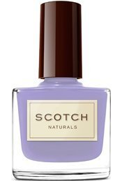 Scotch Naturals Morning Glory Fizz Nail Varnish (10.5ml, Heathered Lavender Creme, Non-Toxic, Water Based)