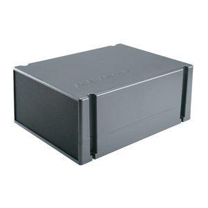 """POLY-PLANAR COMPACT BOX SUBWOOFER GREY """"Prod. Type..."""