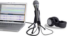 Samson Q2U Mic and Headphone Bundle