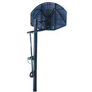 Spalding 88300S ExactaHeight Adjustable Pole Basketball Hoop System