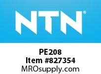 NTN PE208 Bearing Units Cast Housing Pack Of 9