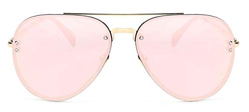 Shopystore Barbie Pink  Gold Pink Sunglasses Mirror Mens Shades ... 4897c9295