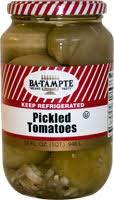 Ba Tampte Tomato Pickled, 32 oz
