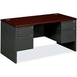 HON38155NS - HON 38000 Series Double Pedestal Desk