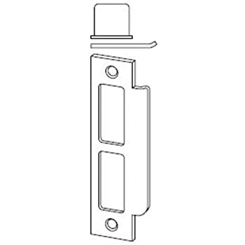 Schlage 10 072 613 L9000 Standard Strike With Square