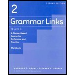 Grammar Links 2, Mahnke, 0618274278