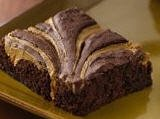 Chocolate Peanut Butter Swirl (Peanut Butter Swirl 12pack Individually Baked & Wrapped Brownies)