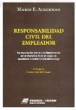 img - for Responsabilidad civil del empleador book / textbook / text book