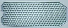 Invacare Supply Group ISG10440 Extra Large Bubble Bath Mat