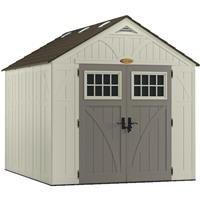 Suncast BMS8100 Tremont 8' x 10' Storage Shed