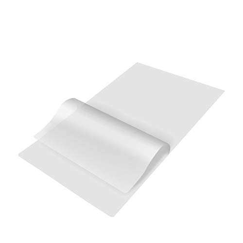 TYH Supplies 100-Pack Legal Size 8.5 x 14 Inches 3 Mil Clear Hot Glossy Thermal Laminating Pouches Lamination Sheet Laminator Pockets