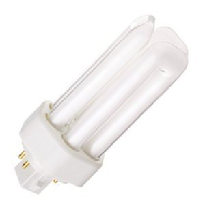 - Satco 08344 - CFT18W/4P/841 S8344 Triple Tube 4 Pin Base Compact Fluorescent Light Bulb by Satco