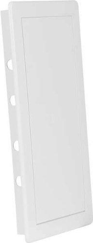 150x300mm panneau dacc/ès blanc de haute qualit/é en plastique ASA