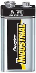 Energizer EN22-CS 9v 9volt 72/Pk Energizer Ind Batteries