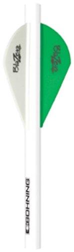 Bohning Blazer Quickfletch (6-Pack), Neon Green by Bohning Co Ltd