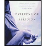 Patterns of Religion (2nd, 05) by [Paperback (2004)] PDF