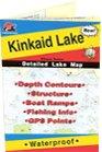 Kinkaid Lake Fishing Map