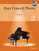 - Hal Leonard Easy Concert Pieces, Volume 2-48 Easy Pieces from 5 Centuries-Book/Cd