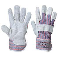 Grey 3XL Portwest A210GRRXXXL Canadian Rigger Glove 1 Pair