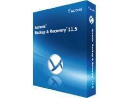 Acronis Backup Advanced for PC - (V. 11.5 ) - Box-Pack + 1 Year Advantage Premier - 1 Rechner - Win - Deutsch