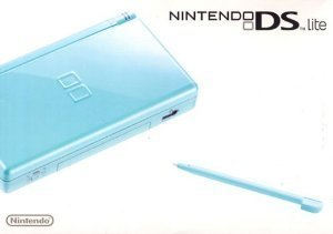 Nintendo DS Powder Blue by