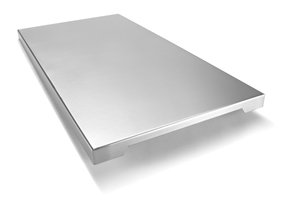 Jenn Air Stainless Steel Griddle / Grill Cover W10160195