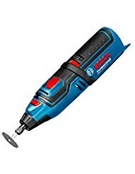Price comparison product image Bosch Gro10.8v-li Professional Cordless Rotary Tool Cutting Grinding Only Body