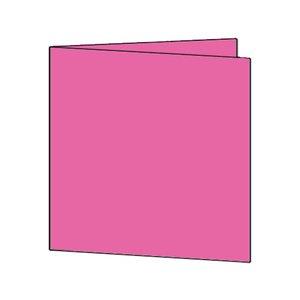 50 Stück    Artoz Serie 1001 Doppelkarten gerippt    Quadratisch, 260 x 130mm, hochwertig, fuchsia B002JJCUOO | Elegant Und Würdevoll