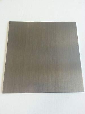 1 Pc of .032 Aluminum Sheet 5052 H32 12 x 36