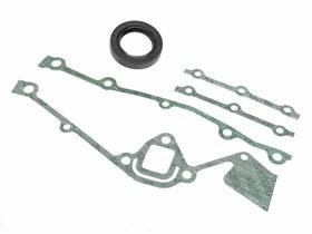 BMW e10 e21 e30 318 Timing Chain Cover Gasket SET 5pc seal