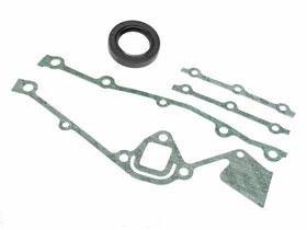 (BMW e10 e21 e30 318 Timing Chain Cover Gasket SET 5pc seal)