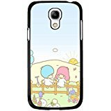 Case for Samsung Galaxy S4 Mini, Little Twin Stars Beautiful Print