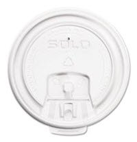 9480010 PT# LB3081 Lid LiftbackFOR 8oz Drinking Cup White 100/Pk Made by Imperial Bag & Paper Inc