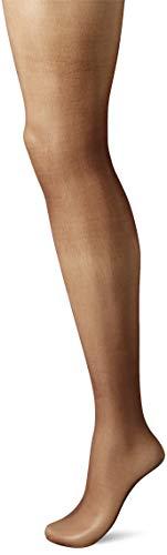 Hanes Silk Reflections Women's Plus Size Hanes Curves Silky Sheer Legwear, GENTLBROWN, 1X/2X