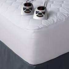 Biddeford Blankets Quilted Heated Mattress Pad -Full