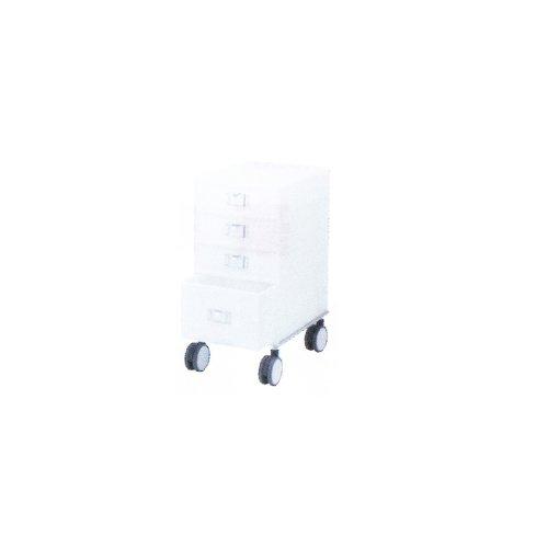 COPOサイドワゴン ホワイト B009QWI15O