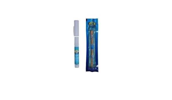 Siwak-Miswak: una posición natural en cepillo de dientes especial para incluye maletín de transporte 14 cm de largo: Amazon.es: Hogar