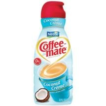 Nestle Coconut Creme Liquid Coffee Creamer 90720g