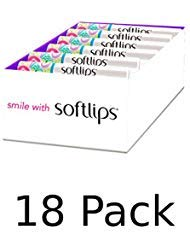Softlips Vanilla Lip Protectant (18-pk)