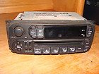 02-04 Dodge Dakota Durango PT Cruiser Cd player , radio , pn# P05091556AG