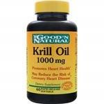 Bonne N Natural - Krill Oil 1000 mg - 60 Gélules