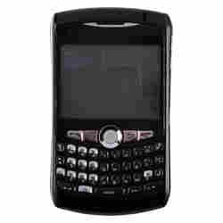 Housing (Complete) for BlackBerry 8300, 8310, 8320 Curve (Black)
