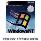 Software : A26-00009 Microsoft Windows NT Workstation 4.0 Complete Product/OEM A26-00009