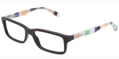 Dolce & Gabbana Women's Designer Eyewear, Black/Demo Lens, - Eyewear Dolce Frames Gabbana