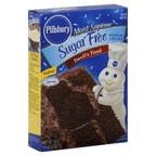 Pillsbury Moist Supreme Sugar Free Devil's Food Cake Mix 16 OZ (Pack of 24) by Pillsbury